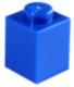 Blaue Elemente