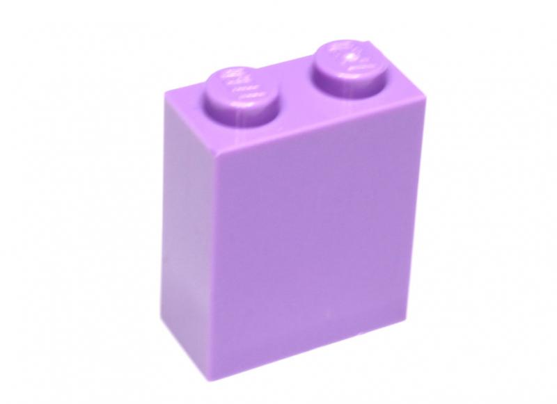 3245 4654130 Baustein 1 x 2 x 2 - medium lavender
