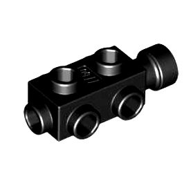 4595 4523339 Motor Blaster Kamera 1 X 2 X 2/3 - schwarz