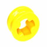 32123 4239601 Verbinder 1/2 - gelb