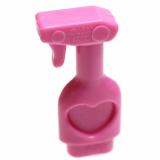 92355 4625278 Sprühflasche - dunkel pink