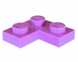 2420 4619517 Platte 1 x 2 x 2 - medium lavender