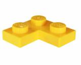 2420 242024 Platte 1 x 2 x 2 - gelb
