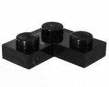 2420 242026 Platte 1 x 2 x 2 - schwarz