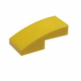 11477 6029947 Bogenstein 1 x 2 x 2/3 - gelb