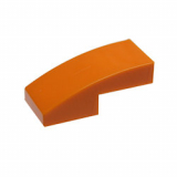 11477 6055069 Bogenstein 1 x 2 x 2/3 - orange