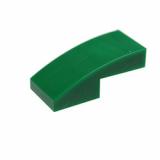 11477 6047426 Bogenstein 1 x 2 x 2/3 - grün