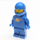 Minifigur - Astronaut - blau - 850423