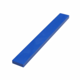 4162 416223 Fliese 1 x 8 - blau