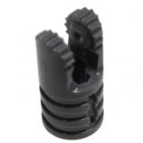 30553 4210695 Scharnier Zylinder 1 x 2 - dunkelgrau