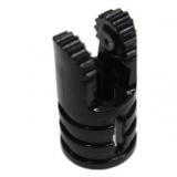 30553 4143372 Scharnier Zylinder 1 x 2 - schwarz