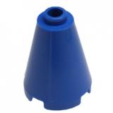 14918 6022149 Kegelstein 2 x 2 x 2 - blau