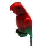 2546 4540070 6159427 Papagei - rot/grün