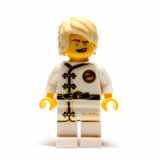 Minifigur - Ninjago Movie - Lloyd im weißen Kimono - 10739