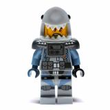 Minifigur - Ninjago Movie - Shark Army - 10739