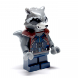 Minifigur - Marvel Avengers - Rocket Raccoon