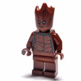 Minifigur - Marvel Avengers - Groot - sh501