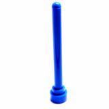 3957 395723 Antenne 1 x 4  mit rundem Kopf - blau