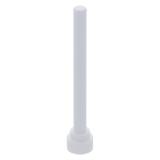 3957 395701 Antenne 1 x 4  mit rundem Kopf - weiß