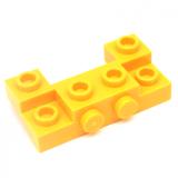 14520 6092655 Stein 2 x 4 - 1 x 4 - gelb