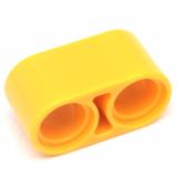 43857 4187122 Liftarm 1 x 2 - gelb