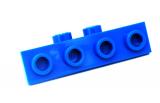 2436 243623 Platte 1 x 2 - 1 x 4 - blau