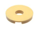 15535 6115248 Fliese 2 x 2 rund mit Loch - beige
