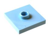 32000 3200001 Technik Lochstein Doppelloch  1 x 2 - weiß