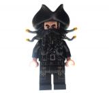 Minifigur - Piraten der Karibik - Blackbeard