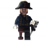 Minifigur - Piraten der Karibik - Hector Barbossa