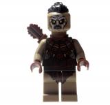 Minifigur - Herr der Ringe - Hunter Orc mit Köcher und Pfeilen