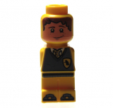 4594481 Mikrofigur - Harry Potter - Hufflepuff House Player