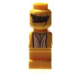 4560460 Mikrofigur - Ramses Pyramid - Spieler Gelb