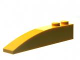 42022 4160392 Schrägstein 1 x 6 - gelb