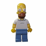 Minifigur - The Simpsons - Homer