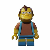 Minifigur - The Simpsons - Nelson Muntz