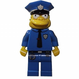 Minifigur - The Simpsons - Chief Wiggum