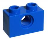 3700 370023 Lochstein 1 x 2 - blau