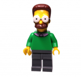 Minifigur - The Simpsons - Ned Flanders