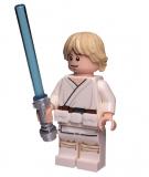 Minifigur - Star Wars™ -  Luke Skywalker mit Laserschwert