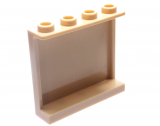 60581 6146877 Panel 1 x 4 x 3 - beige