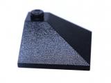 3675 367526 Dachecke 3 x 3 25° - schwarz