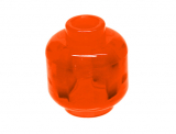 30011 6039180 Kopf - transparent neonorange