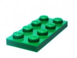 3020 302028 Platte 2 x 2 - grün