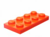 3020 4158355 Platte 2 x 4 - orange