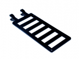 6020 602026 Leiter 1 x 4 x 6 mit 2 Clips - schwarz