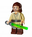 Minifigur - Star Wars - sw0810 - Qui-Gon Jinn mit Laserschwert