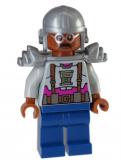 Minifigur - Teenage Mutant Ninja Turtles - tnt018 - Baxter Stockmann
