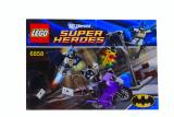 Bauanleitung Bauplan - Super Heroes - Set 6858
