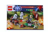 Bauanleitung Bauplan - Star Wars - Set 9489